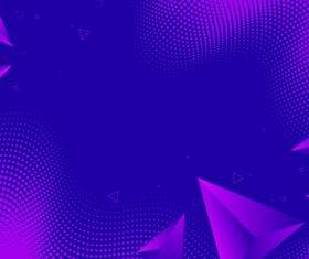 Blue and purple abstract background vector