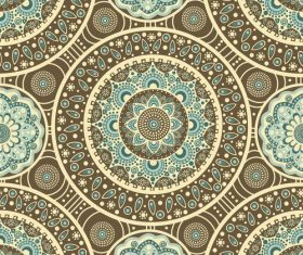 Circles and patterns in vector