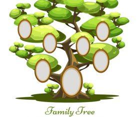 Design family tree vector