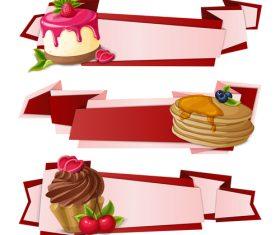 Dessert label vector