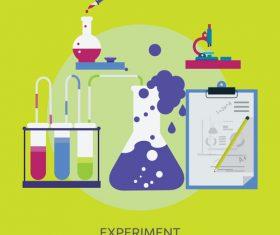 Experiment vector