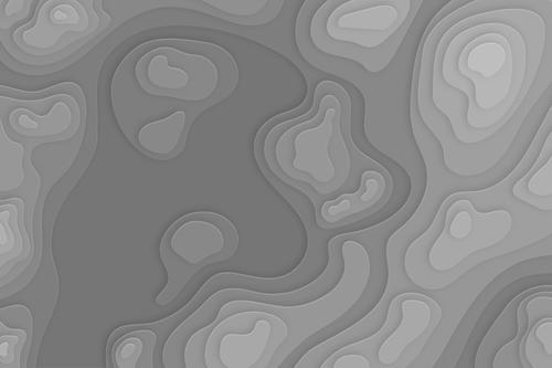 Gradient color landform graphic background vector