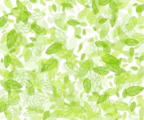 Green screensaver vector background