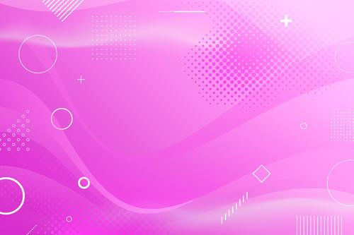 Halftone gradient abstract background vector