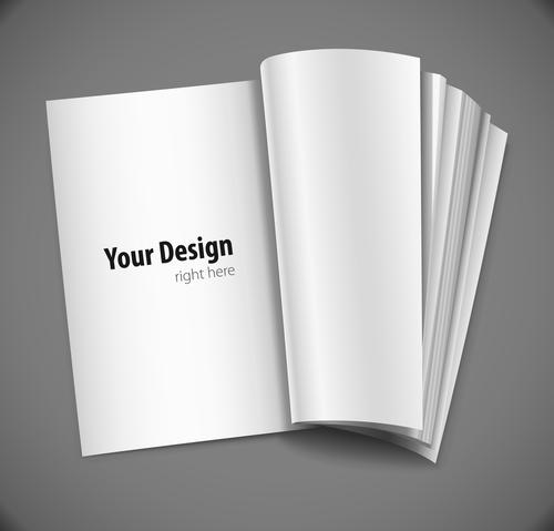 Paper design vector