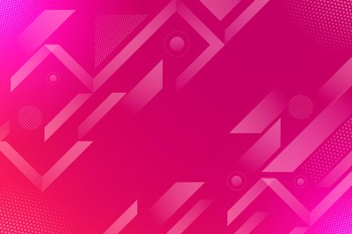 Red gradient abstract background vector