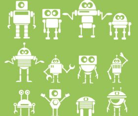 Various robot vectors