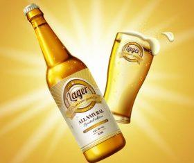 Best summer drinks vector