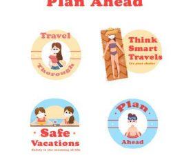 Covid-19 prevention concept illustration vector
