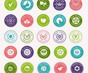 Design beauty salon logo vector