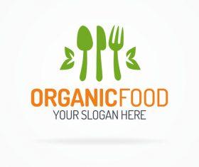 Knife and fork logo vector