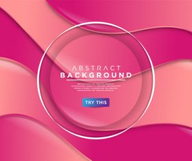 Pink and red background vector