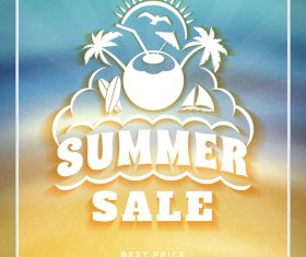 Promotion best price flyer vector