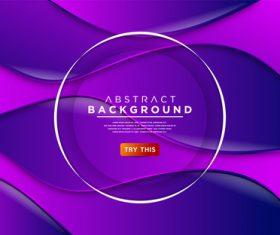 Purple gradient background vector