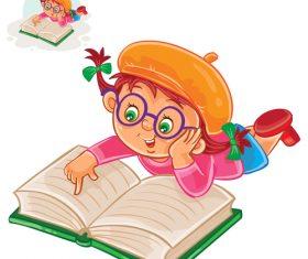 Reading children vector