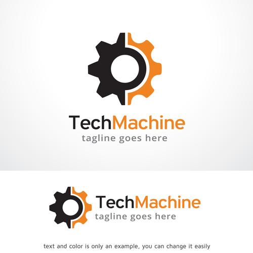 Tech Machine logo vector