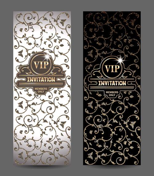 VIP card combination vector