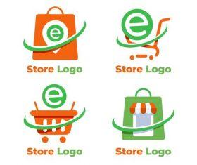 Concept store logo vector