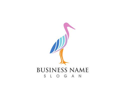 Corporate logo design vector
