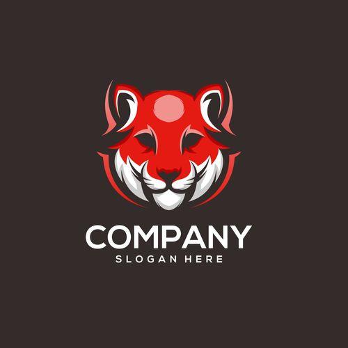 Design company logo vector