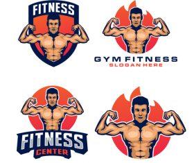 Fitness label vector