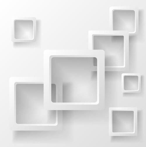 Frame abstract background vector