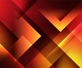 Gradient red and brown abstract background vector