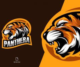 Panthera sport logo vector