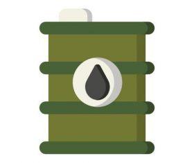 Petroleum vector