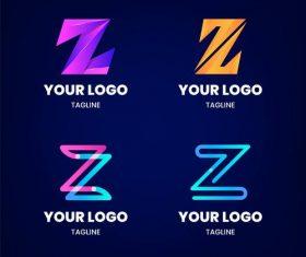 z logo design vector