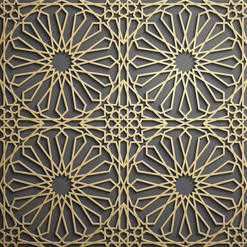 Art pattern background vector
