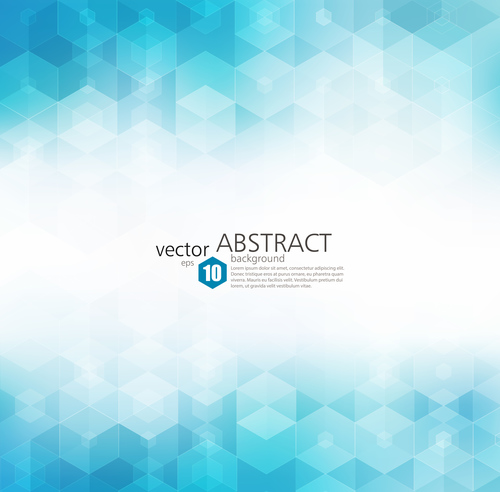 Blurred checkered modern abstract background vector
