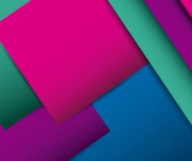 Color contrast background vector