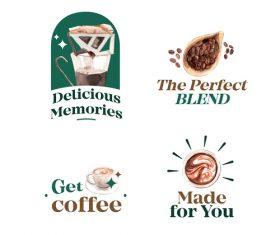 Delicious memories vector