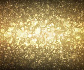 Golden highlights background vector