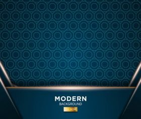 Honeycomb modern vector background