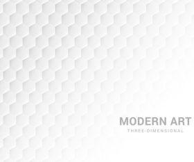 Modern art abstract background vector