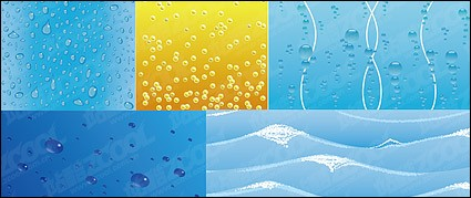 water related background vectorvector