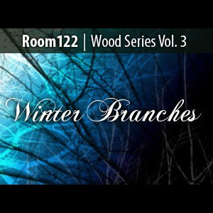 Wood Series Vol. 3 Winter Photoshop Brushes